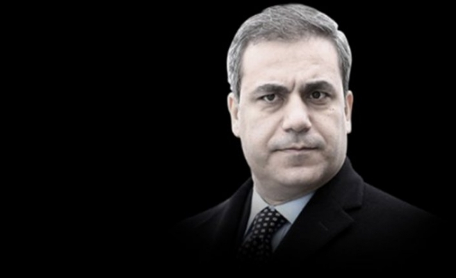 Hakan Fidan'ı hedef gösteren İsrail gazetelerine suç duyurusu