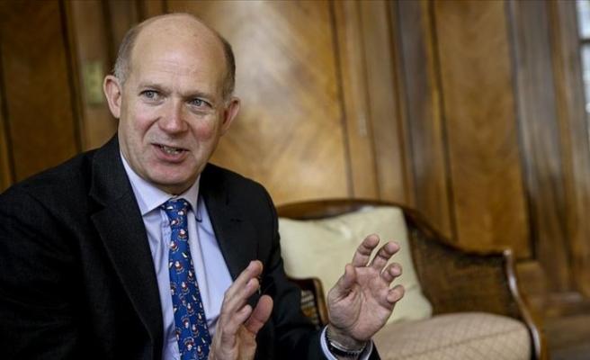 İngiltere'nin Ankara Büyükelçisi Chilcott, ülkesinin AB'den çıkışını değerlendirdi