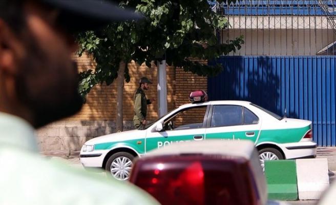 İran Devrim Muhafızları Ordusu'na bağlı Besic Teşkilatı'nın komutanı öldürüldü