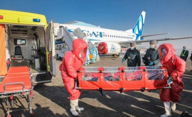 Kazakistan koronavirüs yüzünden, Çin'e resmi nota gönderdi