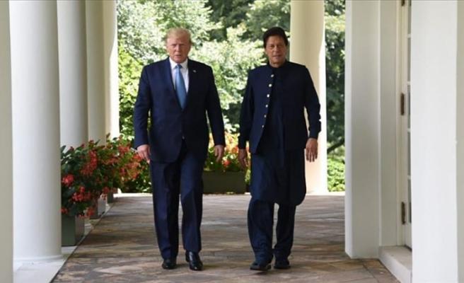 ABD Başkanı Trump: Keşmir'deki durumu çok yakından izliyoruz