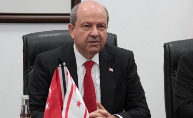 KKTC Başbakanı Tatar'dan çirkin provokasyona tepki: Yazıklar olsun