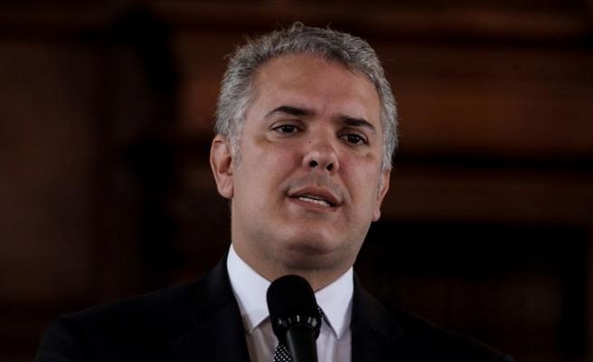Kolombiya Devlet Başkanı Hizbullah'ın Venezuela'da varlık gösterdiğini söyledi
