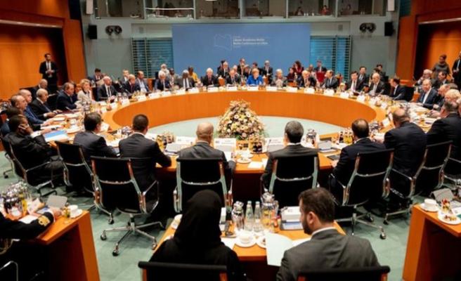 Libya için Berlin'de toplanan liderler Uluslararası Takip Komitesi kurulması kararlaştırdı