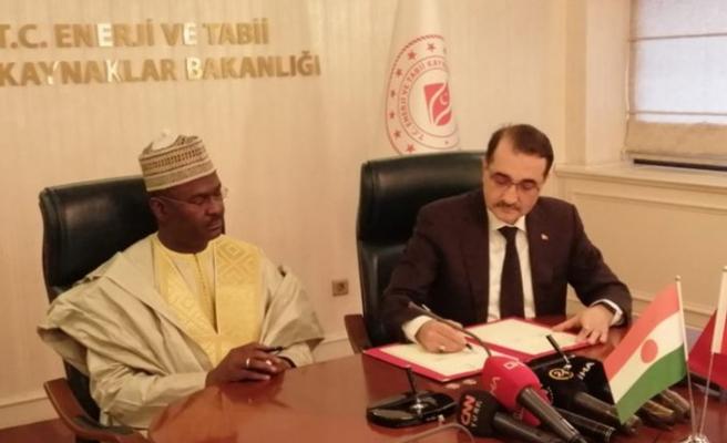 Nijer'de maden arayacağız