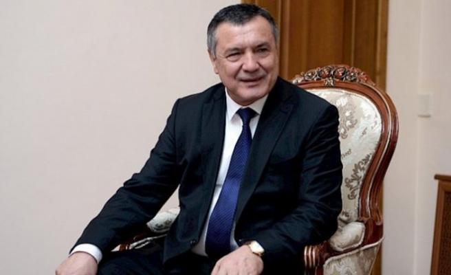 Özbekistan'da Yasama Meclisi Başkanı değişmedi