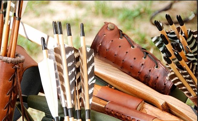 Rusya'da ok ve Tatar yayı ile avlanma izni yürürlüğe girdi