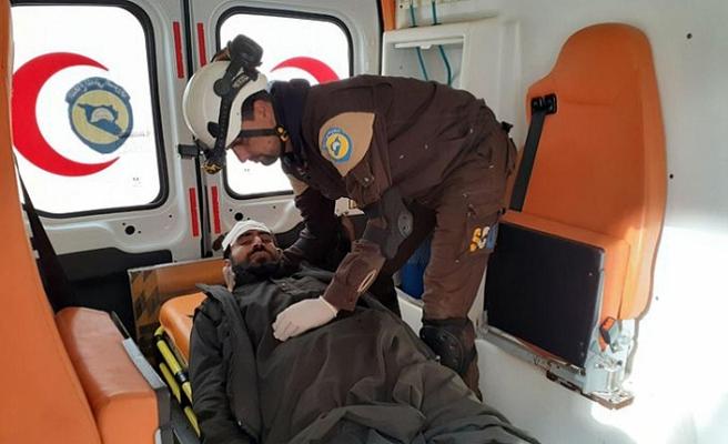 Rusya İdlib'de sivilleri vurdu: 12 ölüğ