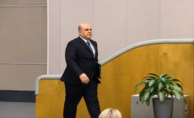 Rusya'nın yeni başbakanı Mihail Mişustin oldu