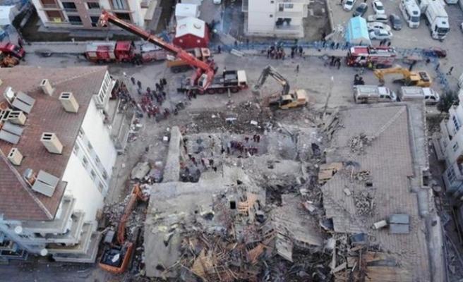 Sayı artıyor.. Elazığ depreminde 41 kişi hayatını kaybetti