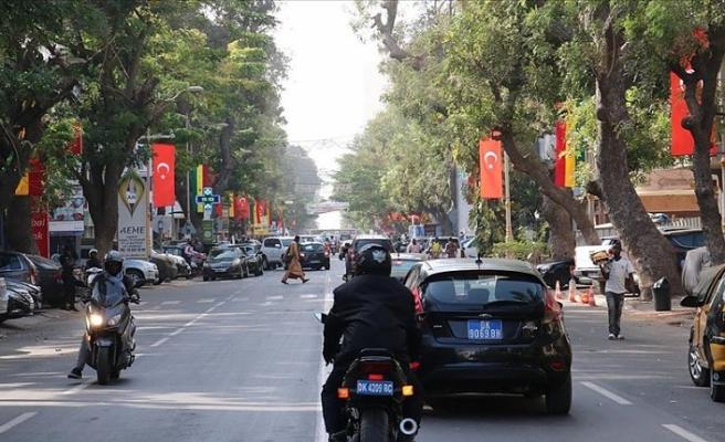 Senegal Erdoğan'ı karşılamaya hazırlanıyor