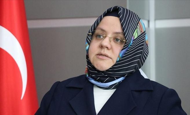 Bakan Selçuk: Elazığ ve Malatya'da SGK prim ödeme süresini 30 Nisan 2020 tarihine kadar uzattık
