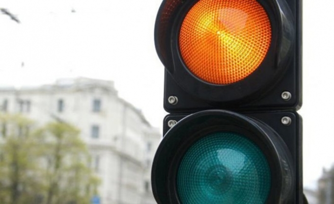 Taşkent'te sarı trafik ışığı iptal edildi