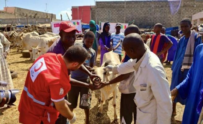 Türk Kızılay Afrika'da ilk bölge ofisini Senegal'de açıyo