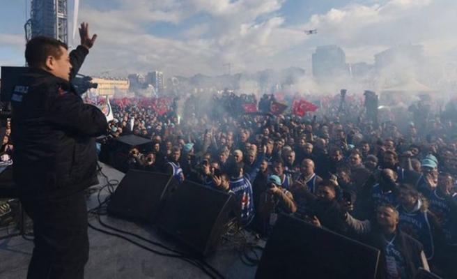 Türk Metal Sendikası ile MESS, toplu iş sözleşmesinde uzlaştı