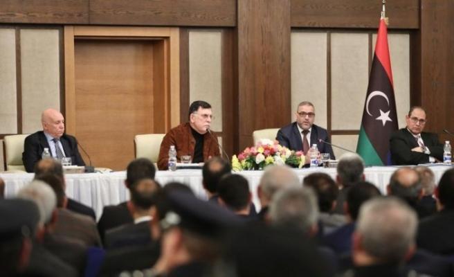 UMH Berlin Konferansı'na iki ülkenin daha çağrılmasını istedi