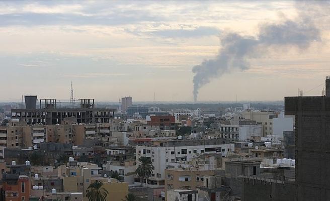 UMH duyurdu: Hafter bölgeye yoğun saldırı düzenliyor