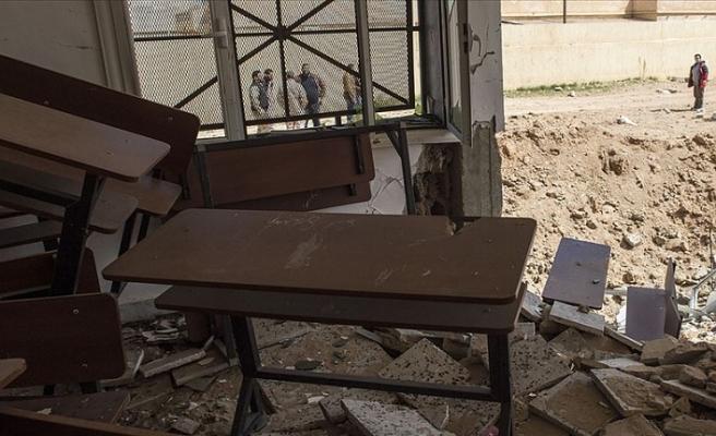 UNICEF: Libya'da 115 bin çocuk okula gidemiyor