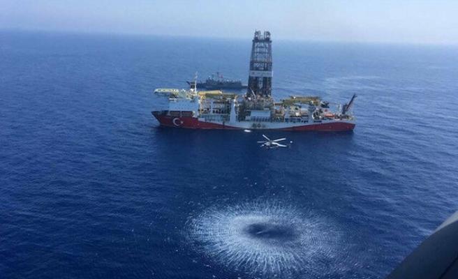 Yavuz sondaj gemisinin yeni durağı Lefkoşa