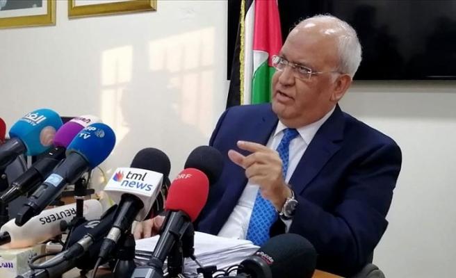 Filistin Kurtuluş Örgütü Genel Sekreteri: Yüzyılın Anlaşması'yla barış sağlanamaz