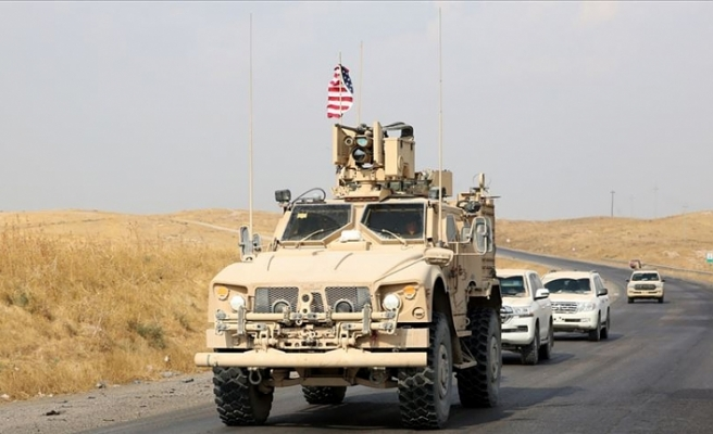 ABD Haseke'de birer üs ve askeri nokta daha kuruyor