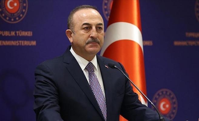 Bakan Çavuşoğlu: Tek başımıza da kalsak Kudüs'ü savunacağız