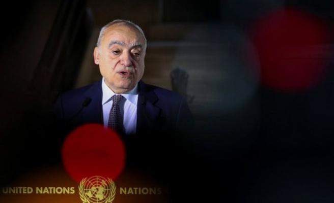 BM Libya Özel Temsilcisi Salame Türkiye'ye teşekkür etti