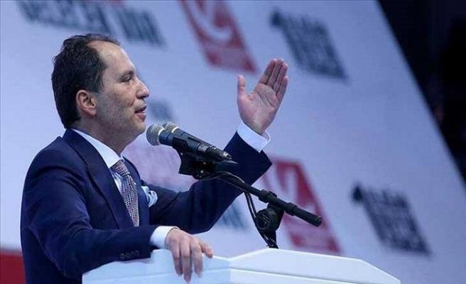 Fatih Erbakan: Süleyman Mabedi'ni inşa edecekler