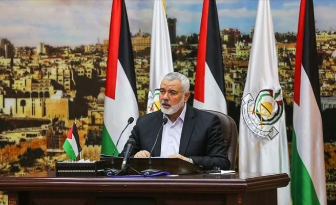 Heniyye Lübnan Meclis Başkanı'yla ABD'nin sözde barış planını görüştü
