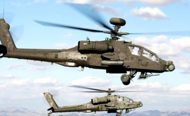 Kayıp helikopterin enkazı 8 ay sonra bulundu
