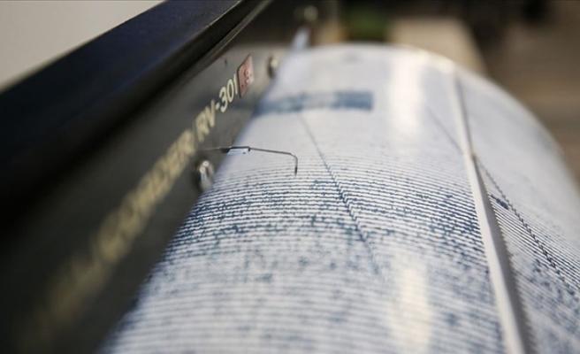 Manisa'da 4,3 ve 4,8 büyüklüğünde iki deprem