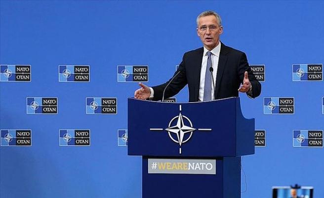 NATO'daki olağanüstü toplantı sona erdi! Stoltenberg açıklama yapıyor