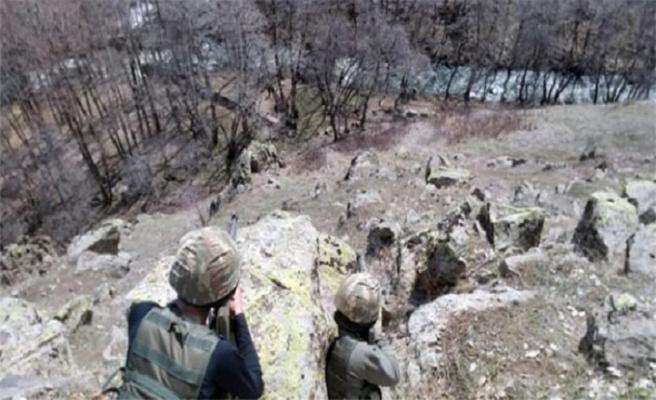 PKK'nın 903 mayını etkisiz hale getirildi