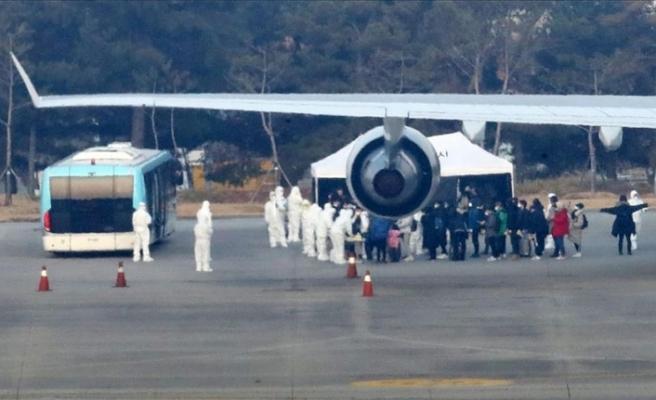 Rusya, Çin'den Almanları tahliye eden uçağın Moskova'ya inmesine izin vermedi