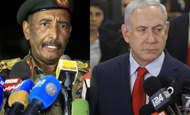 Sudan-İsrail görüşmesinde BAE iddiası