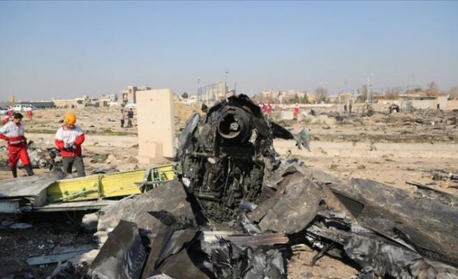 Ukrayna'dan İran'a düşürülen uçağın kara kutusu için baskı