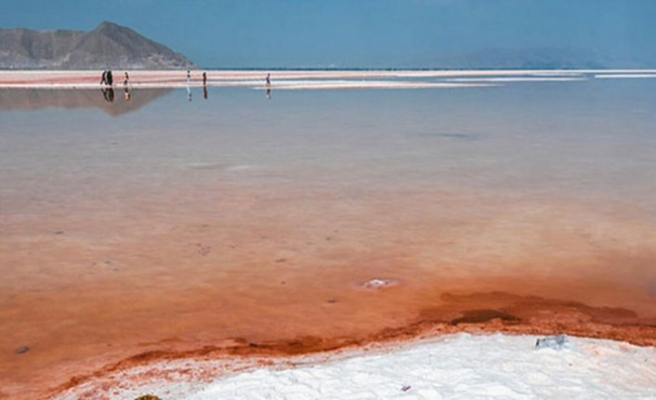 Urumiye Gölü kurumaktan kurtuldu