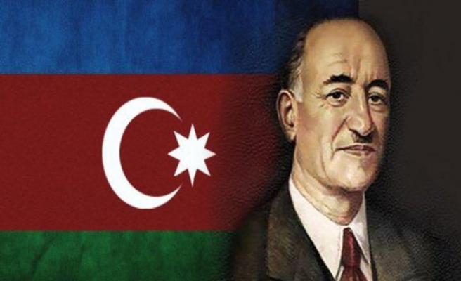 Azerbaycan'ın kurucularından Mehmet Emin Resulzade