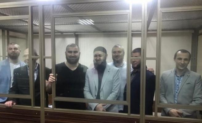 Rus mahkemesi 7 Kırım Tatarının tutukluluk süresini uzattı