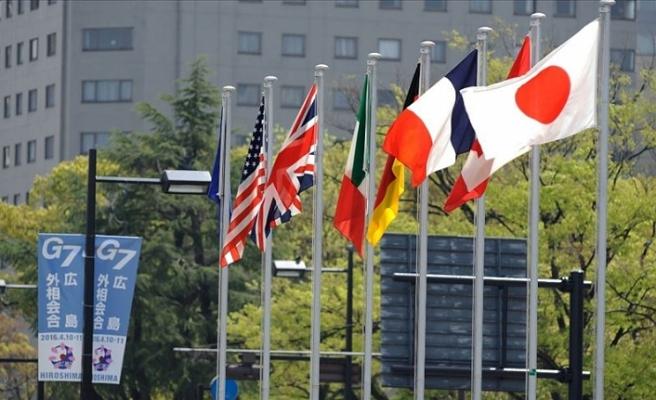 G7 liderleri Kovid-19 krizini görüştü