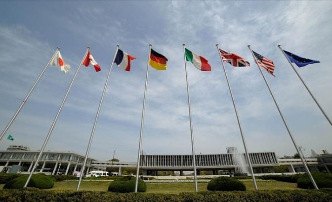 G7'ye öncü rol oynama çağrısı