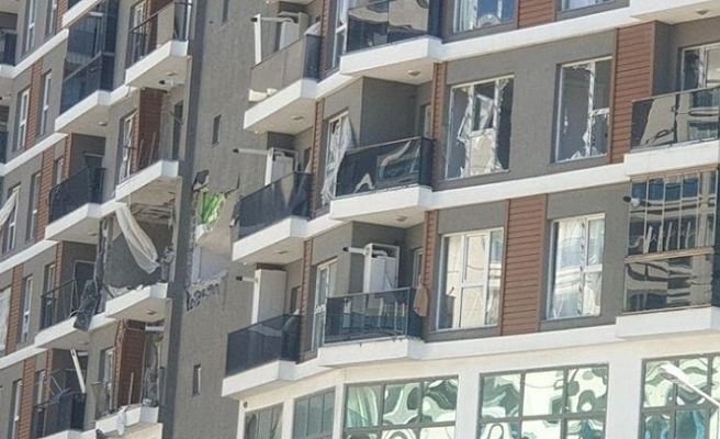 İstanbul'da bir evde patlama meydana geldi!