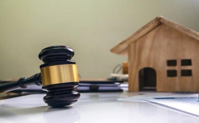 Kocasının borcu yüzünden el konulan eve eşi itiraz etti, mahkeme haklı buldu