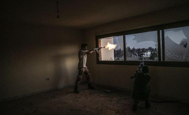 Libya'nın batısındaki en stratejik askeri nokta 'Vatiyye Hava Üssü'