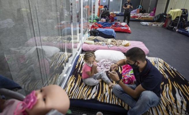 200 Kolombiya vatandaşı Brezilya'da mahsur kaldı