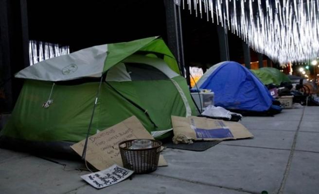 ABD'de Kovid-19 nedeniyle evsiz sayısı yüzde 45 artabilir