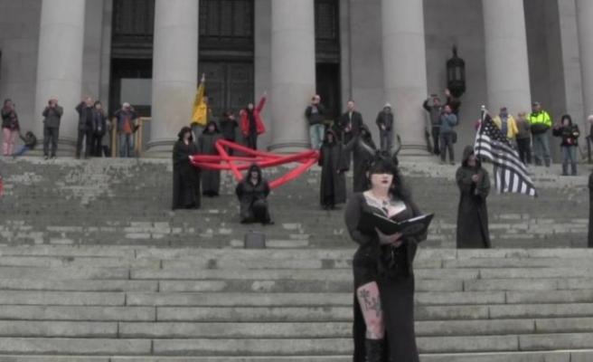 ABD yargısından Satanistleri sevindiren karar
