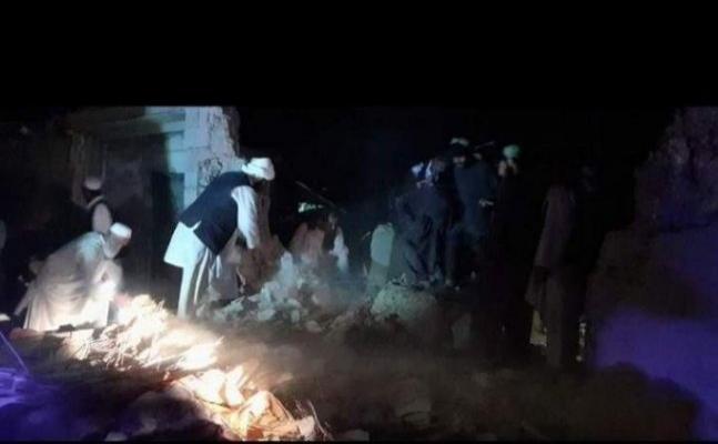 Afganistan'da patlamada 4 sivil öldü