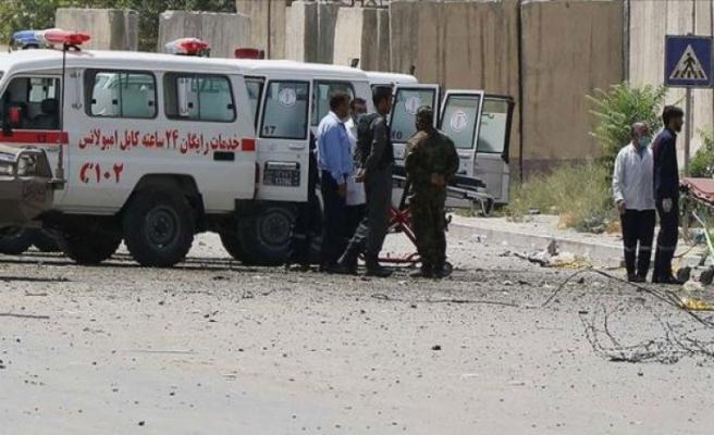 Afganistan'da Taliban ile çatışmada 5 güvenlik görevlisi öldü