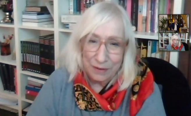Alev Alatlı: Toplum olarak abartmaya, trajediler yaratmaya bayılıyoruz